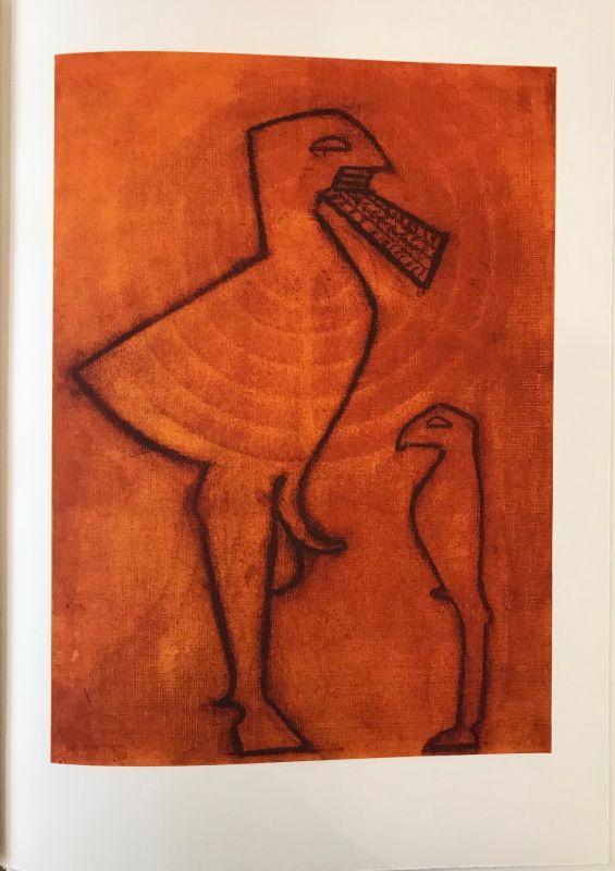"""Judith"" de Jean Giraudoux (Livre illustré) - Max ERNST"