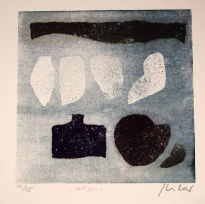 Vestiges (Gravure) - Stéphane KILAR