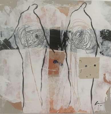 (Mischtechnik) - Carmen GIMENEZ TOVAR