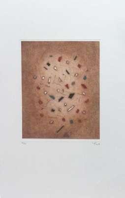 Petite lueur (Gravure) - Arthur Luiz  PIZA
