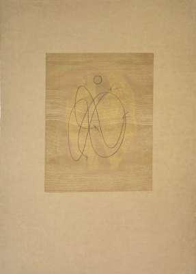 Composition (Engraving) - Max ERNST