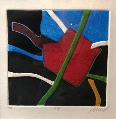 N°459 (Aquatint) - Bertrand DORNY