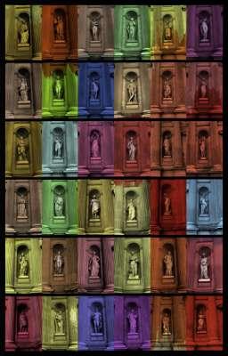 Gods & Goddesses (Tirage pigmentaire) - Elizabeth LENNARD