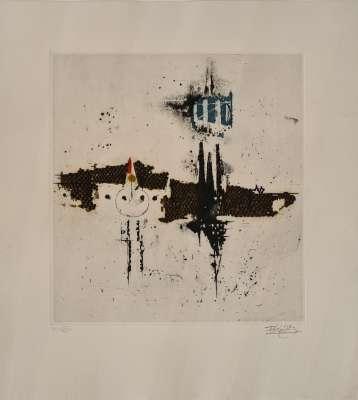(Engraving) - Johnny FRIEDLAENDER