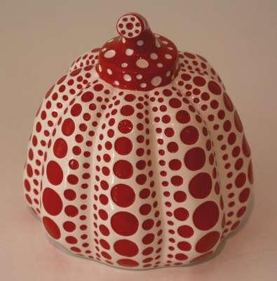 Pumpkin (Sculpture) - Yayoi KUSAMA