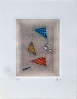Ions (Gravure) - Arthur Luiz  PIZA