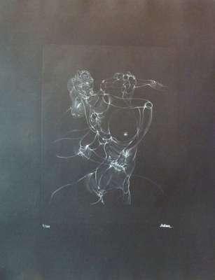 Anatomie de l'image (Gravure) - Hans BELLMER